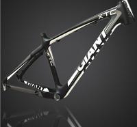 Free shipping high qualityGiant xtc 13 giant mountain bike frame carbon fiber mountain bike frame