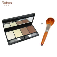 Sabas trimming powder hihglights powder shadow powder small xiu yan face-lift make-up