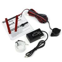 Auto Electromagnetic car parking sensor U301 Reverse Backup Rada Sensors Backup Radar System Bumper guard back-up Free shipping