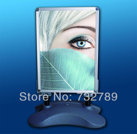 A1 Snap frame outdoor advertising display,sign holder stand BST9-8A