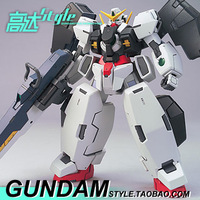 Tall model 00 up to HG 00-06 Germany Angel Gundam 1:144 stentlessJapanese cartoons military robot building gun War model 14cm