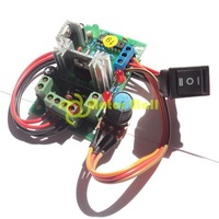 DC 6-30V, J809 DC motor Speed governor,Controllable Reversible,Free shiping