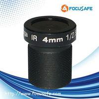 """6mm 1/2.5"""" format High Defination Camera Lens"""