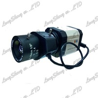 6-15mm Auto IRIS CCTV Box camera HD Sony CCD Bullet Camera 700TVL system security
