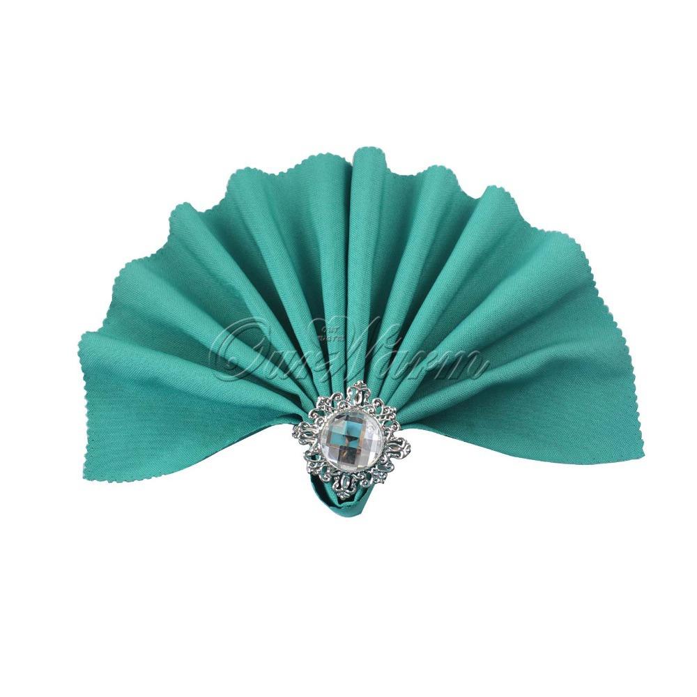 Online get cheap teal linen napkins aliexpress com alibaba group