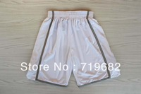 Free Shipping,2013 New Material Rev 30 L.A. Basketball Shorts,Embroidery and Sewing Logos,Size S--XXL,Mix Order