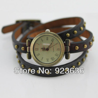 2013 Hot HOT Top Quality Cow leather watches ROMA watches header women watch