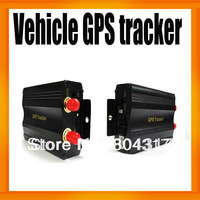 Vehicle GPS Tracker TK103A Terminal System GSM/GPRS/GPS 850/900/1800/1900MHZZ Cutting Engine Remotelly Anti Theft DropShipping