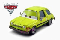 Brand New & Free Shipping Pixar Cars Toy Acer Diecast  Arthur crappy car Green Bad guy