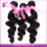 2 bundles per Lot Peruvian Loose Wave Hair 100% Virgin Unprocessed All Cuticle Aligned Easy to Dye