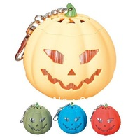 LED Pumpkin Portable Speaker Best promotinal gifts for Halloween  20pcs/Lot