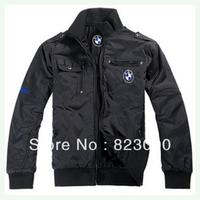 2013 Car Logo bargains collar coat men's jackets men's jackets men on both sides