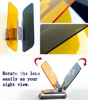 Auto Supplies Car sun visor/Car sun shade/ Day and night glare mirror / goggles free shipping