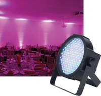 Freeshipping New  American DJ Light 4in1 RGBA/RGBW 144*10MM Par 64-Mega Par 64 Can,Stage Light