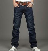 New fashion 2015 leisure&casual Men's jeans new brand denim blue jeans,Men's jeans pants,long jeans fast  J6699