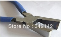 free shopping high quality  widely used glass pliers with flat nose  glass cutting pliers flat nose galss pliers
