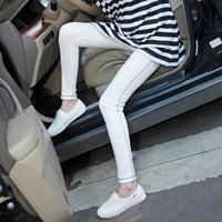 Free shipping 2014 New Fashion Brand Hot sale Korean style Womens Sexy Side Line Brief Fitness Leggings calcas femininas