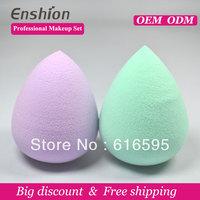 2013 Enshion New arrival best selling high quality makeup brands best makeup sponges makeup supplies
