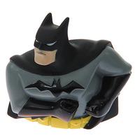Lovely Cool Batman Shape Plastic Coin Money Bank Great Gift for Kids Saving Piggy Bank Money Box Desktop Display