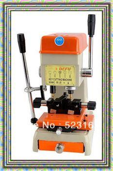 Free shipping 998C  locksmith supplies key cutting machine car key duplicator
