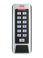 Metal access control keypad with double relays control 2 doors CC1CM