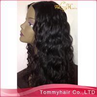 Free shipping popular Brzilian hair  U part Wig for sale African Amercians,Super cheap U shaped  Wig wave 130% -150% density
