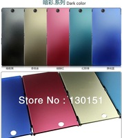 200pcs* New Design Gorgeous Color Glamor Gloss Hard PC Matte Back Case For Sony Xperia Z Ultra / ZU XL39h, DHL Freeshipping!