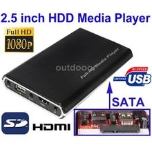 popular hard disk media player