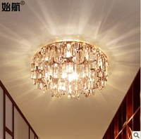 Free shipping! Luxury flower ceiling light for home/decorative night light for balcony/dining room/coridor led ceiling light !