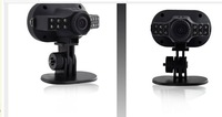 2013 Newest Mini Size Full HD 720P 12 IR LED Car Vehicle CAM Video Camera C600 Recorder Russian Car DVR+sent gift