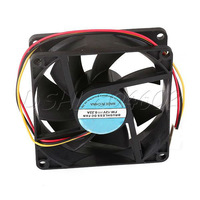 Useful 12V 80mm PC Computer CPU Cooling Fan Case 3Pin Cooler