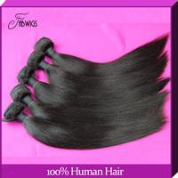 Cheap Virgin Peruvian Hair Extension Silk Straight Hair 1pcs Lot Unprocessed Human Hair Weave Peruvian Straight Hair Bundles 5A