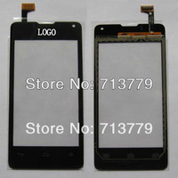 original touch screen replacement for HuaWei Ascend Y300 U8833 glass digitizer with camera hole black (10pcs/lot) free shipping