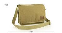 The new 2013 driftwood canvas bag men's singles han edition tide inclined shoulder bag shoulder bag bag female leisure