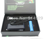 High power green laser  500mw Free Shipping include Wall charger handheld laser pen wholesale laser pointer