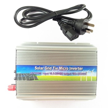 10pcs,lot,500W Grid Tie Inverter 10.5V-28VDC to 90V-260VAC MPPT function,Solar Power inverter,Pure sine wave inverter