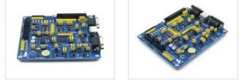 Development board learning/minimum system board ATmega64A-AU/ atmega16 AVR .