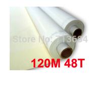 DPP 120 mesh count(48T) fabric , screen printing material,screen mesh