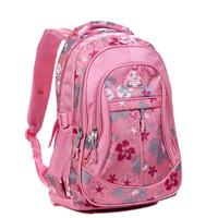 Flower child school bag in primary school students school bag girls backpack male ultra-light waterproof