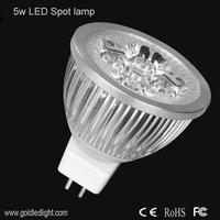 LED Spot Lamp, MR16 Spot lamp, 5w spotlight mr16