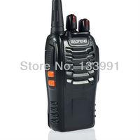 BAOFENG BF-888S UHF FM Long Range Portable Handheld Transceiver High Illumination Flashlight Walkie Talkie 10KM Two-Way Radio