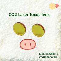 Foucs lens,CO2 Foucs lens,Zinc selenide focus lens,Co2 laser focus lens co2 cutting machine focus mirror co2 focussing lens,25