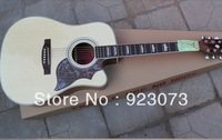 customized OEM guitar /Perennial supply  SJ-185 acoustic guitar folk J - 185 ec 41 inch large amount of the price