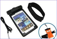 Waterproof case  for SAMSUNG   Note3 S3 S4 S5 n7100 waterproof bag  i9500 i9220 note 2 echinochloa frumentacea waterproof cover
