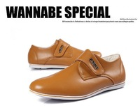 Han edition fashion leisure man leather shoes, free shipping