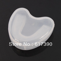 Clear Gum Shield Pro Mould Sport Gum Shield Mouthguard Used for Sports like Martial Arts , Boxers, Rugby players, Hockey