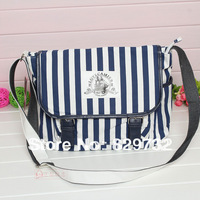Free shipping 2013 women's handbag shoulder bag cross-body messenger bag canvas bag students backpack school bag