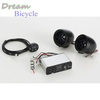 NEWEST 12V Motorbike Motorcycle MP3 player,Scooter audio support SD card,USB motor vechile FM radio with LCD display