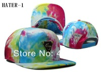 Hot sale 2013 new style fashion  HATER Snapbacks Sun hat sport hat drop ship wholesale free shipping