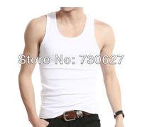 Fitness H-shaped Sexy Men Vest,,men singlet/running shirt/boy sportswear/male undershirt,underwaist,waistcoat,gilet10psc/lot